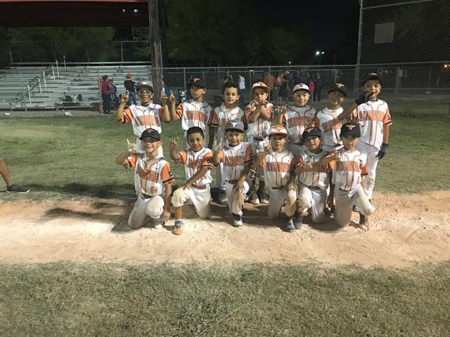 USSSA   Baseball Team: Rgv Longhorns - pharr, Texas - South