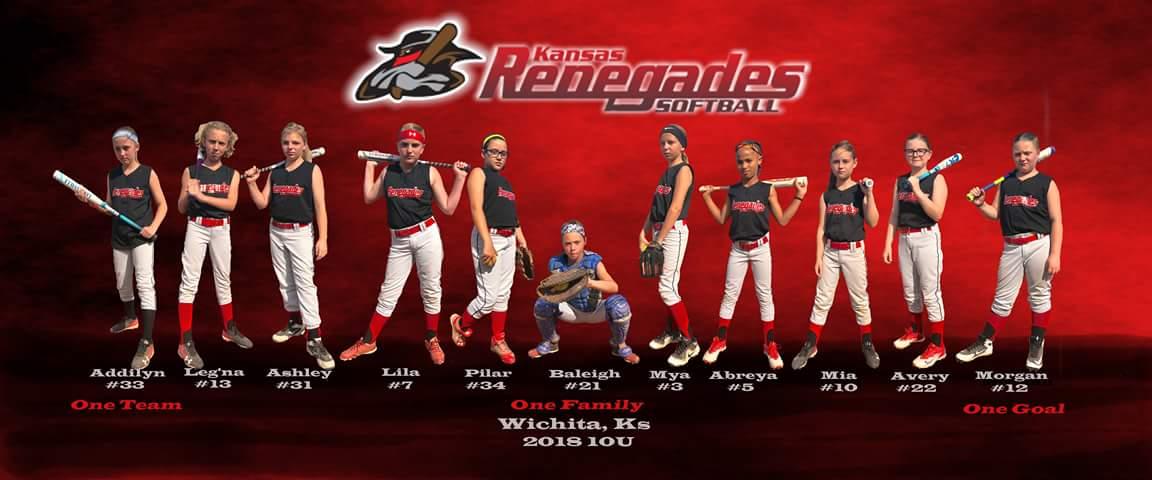 USSSA | USA Elite Select Team: Kansas Renegades (Collins