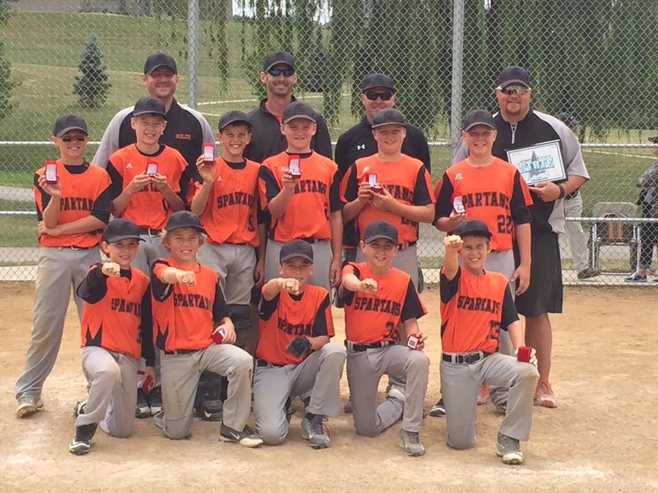 USSSA | USA Elite Select Team: Solon Spartans - Solon, Iowa