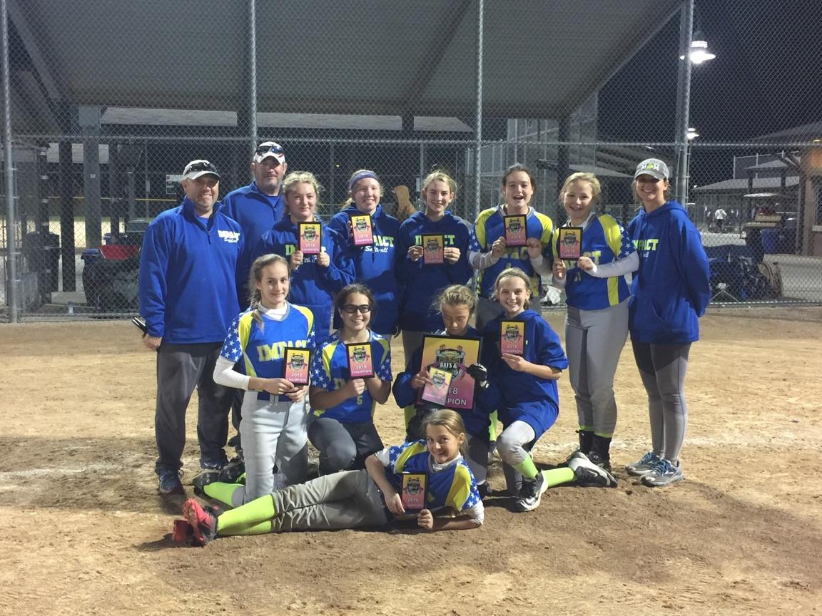 USSSA | Fastpitch Team: Impact - Olathe, Kansas | Home