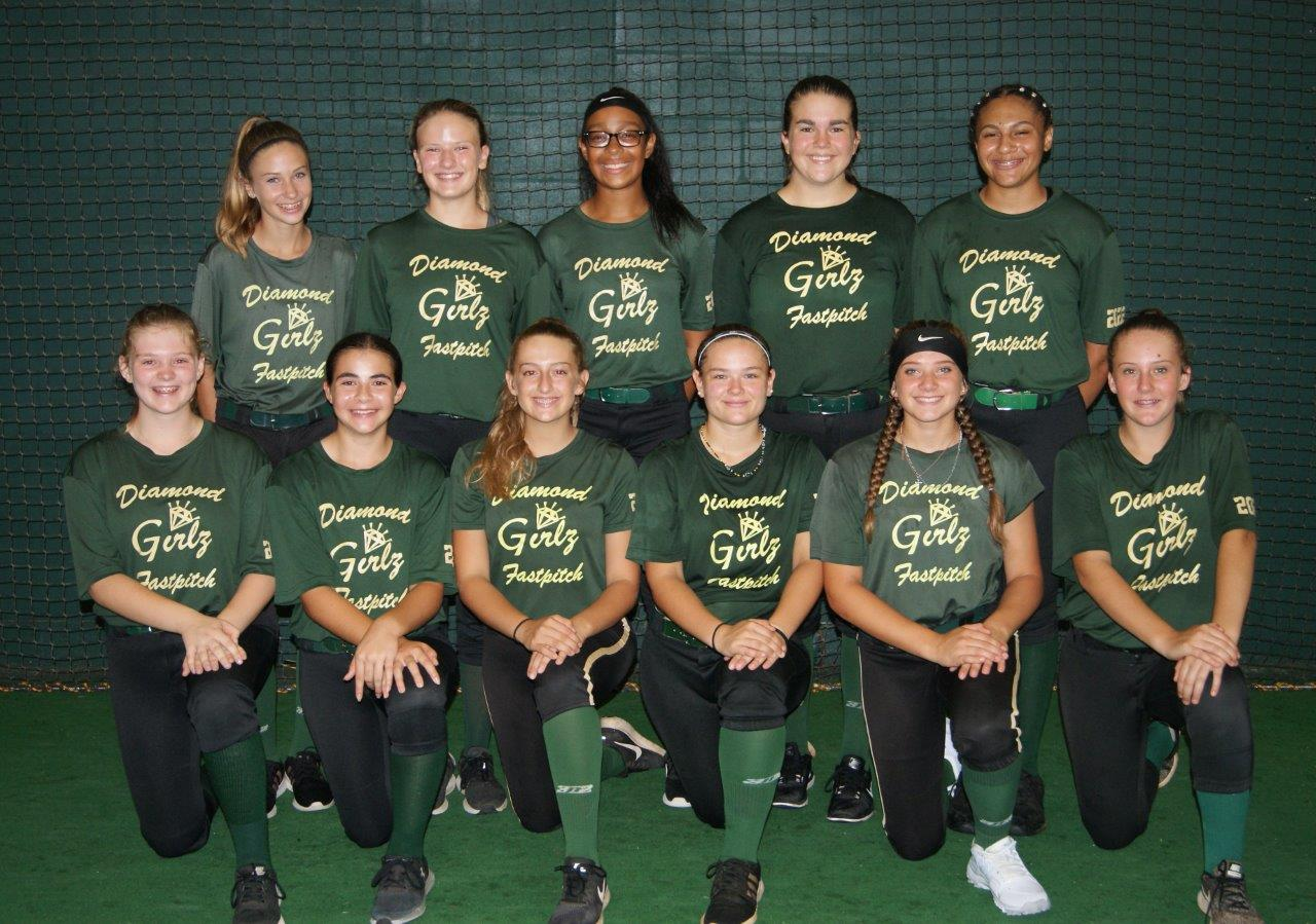USSSA | USA Elite Select Team: Diamond Girlz - Mahaney